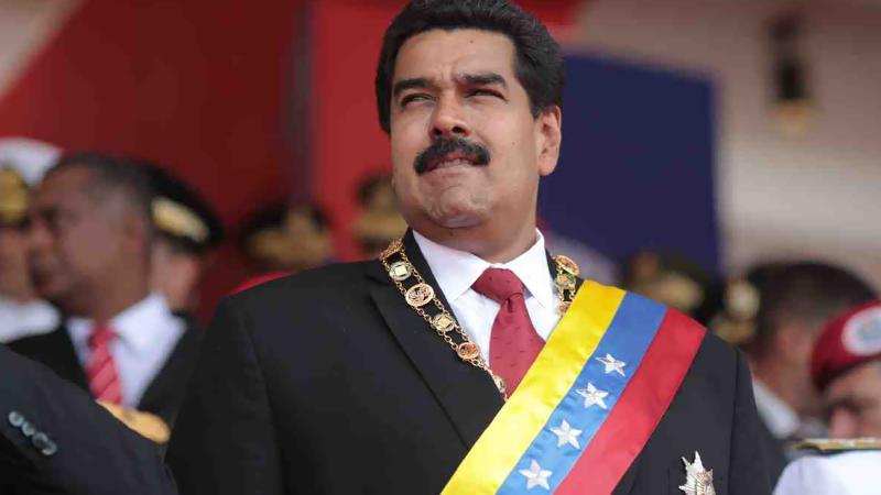 Venezuela'dan Maduro'nun devlet başkanlığını tanımayan ülkelere nota