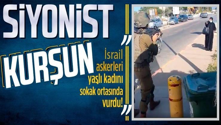 İşgalci İsrail askerinin yaraladığı Filistinli yaşlı kadın Rihab Muhammed Musa Zalul şehit oldu!