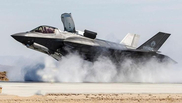 F-35'in bel kemiğinde kritik sorun!