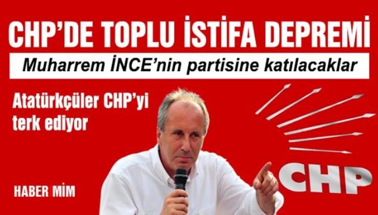 CHP PM'de istifa depremi! 13.347 kişi istifa ettiği ortaya çıktı