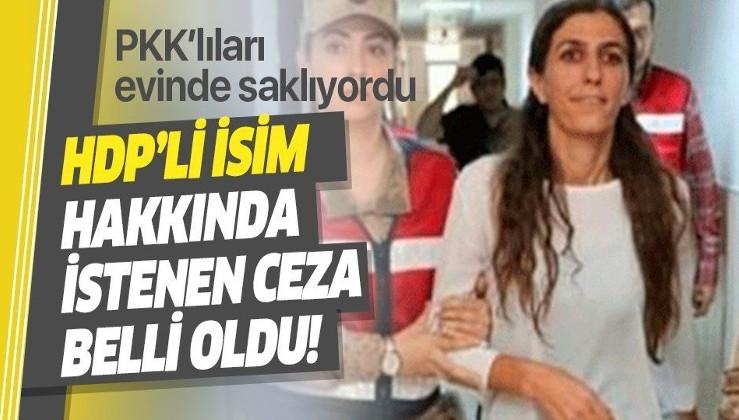 PKK'lıları evinde saklıyordu! HDP'li ismin cezası belli oldu!.