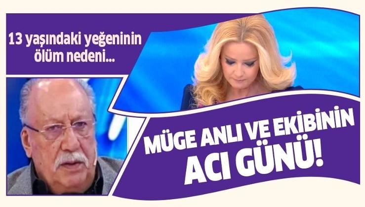 Müge Anlı'daki avukat Rahmi Özkan'ın acı günü!