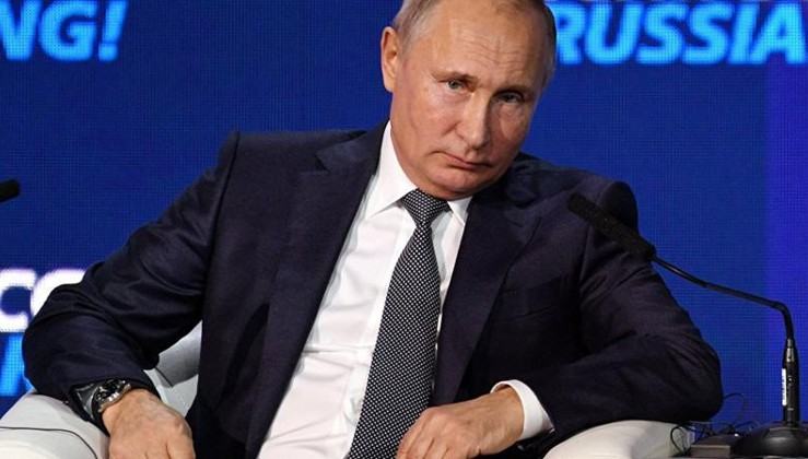 Putin'den Avrasya Ekonomik Birliği'ne dolarsız ödeme sistemi geliştirme önerisi