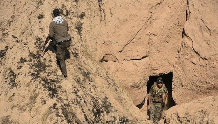 Son dakika: Musul'da 7 DEAŞ mensubu yakalandı