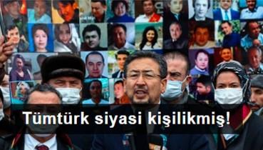 Tümtürk siyasi kişilikmiş!