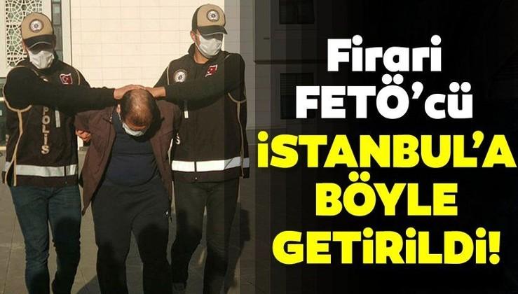 İstanbul'a getirilen Bank Asya'nın kurucu ortaklarından FETÖ firarisi Kamil Yavuz Malkatan'ın sorgusu sürüyor