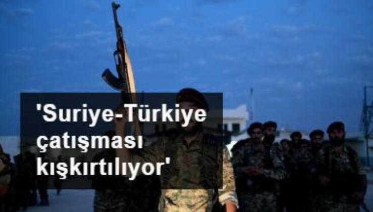 'ÖSO, Suriye ve Türkiye orduları arasında bir çatışmayı kışkırtmak istiyordu'