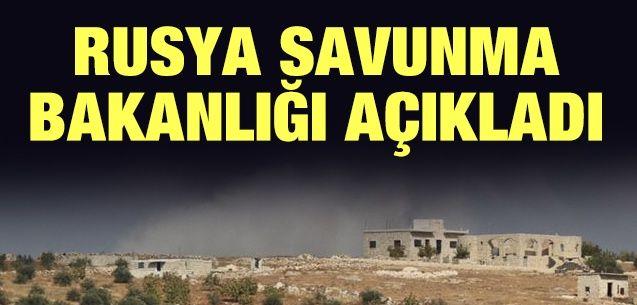Rusya Savunma Bakanlığı açıkladı: Suriye'de ABD'nin eğittiği ve kontrolündeki gruplar birbiriyle çatıştı
