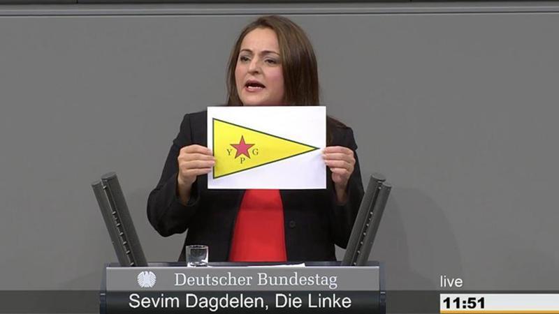 Terör örgütü PKK'nın Alman parlamentosunda destekçileri var