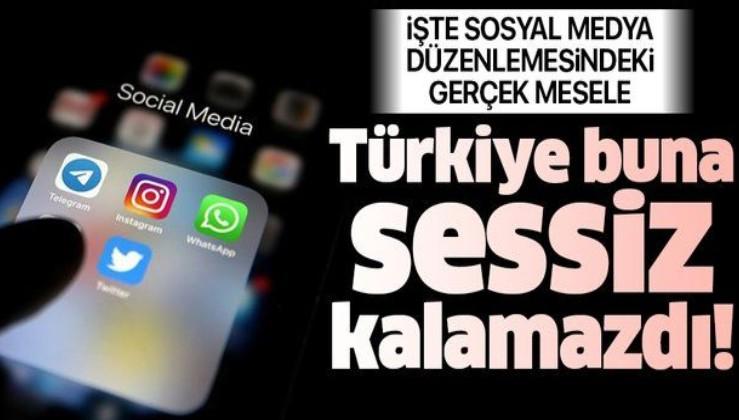Türkiye 'dijital feodalleşmeye' sessiz kalamazdı!