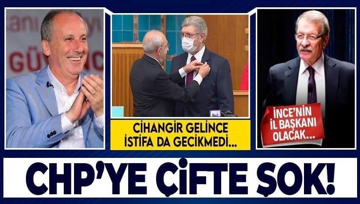 Cihangir İslam'ın CHP'ye katılmasıyla partiden istifa eden Ertuğrul Gülsever, İnce'nin partisinin İstanbul il başkanı olacak!