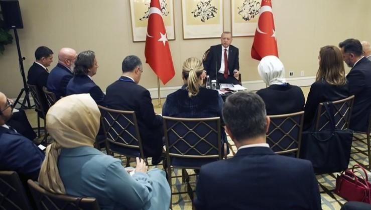 Erdoğan'dan CHP-İYİ Parti'ye dikkat çeken IMF sorusu!