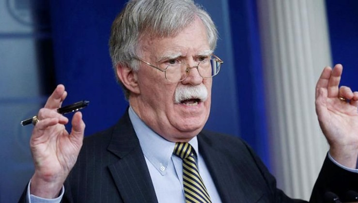 Bolton'dan Rusya'ya Venezüela tehdidi: Uyarıyoruz