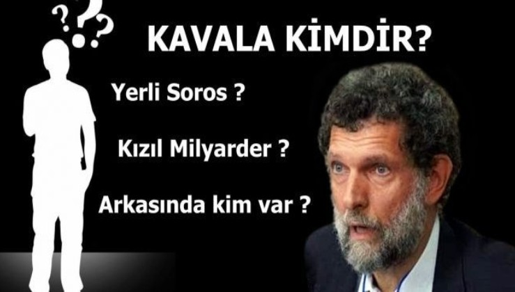 Türkiye'nin en karanlık adamı: Osman Kavala