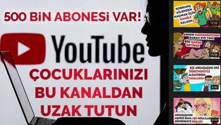 YouTube'da çocuk istismarı kanalı: Sosyal medyadan tepki yağdı