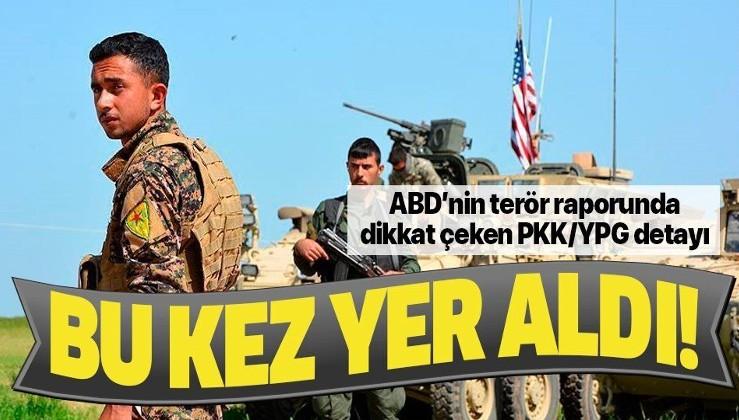 """ABD """"Terörizm 2019 Ülkeler Raporu""""nu yayımladı! PKK/YPG detayı dikkat çekti"""