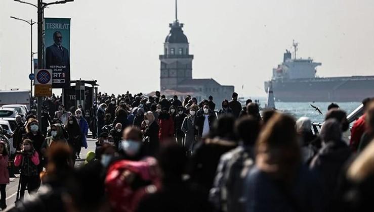 İstanbul'un Kovid-19 röntgeni: Bulaşı katlana katlana artıyor