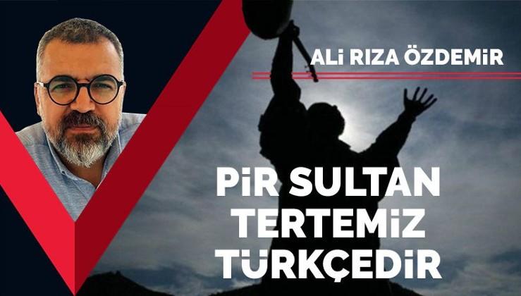 Pir Sultan, tertemiz Türkçedir