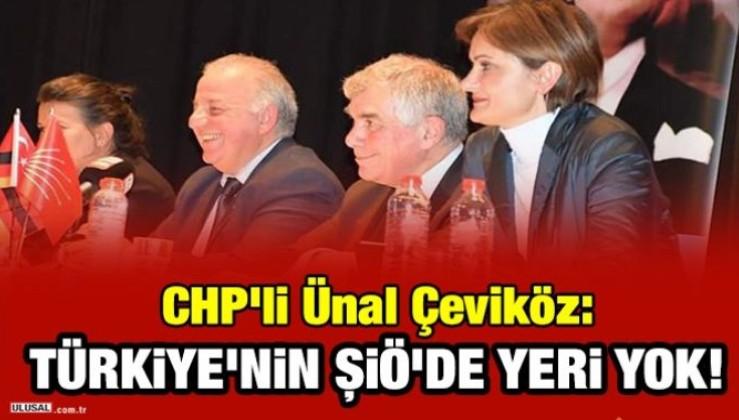 HDP: İstanbul'u biz aldık/ CHP'li Ünal Çeviköz: Türkiye'nin ŞİÖ'de yeri yok! Türkiye'nin yeri ABD!