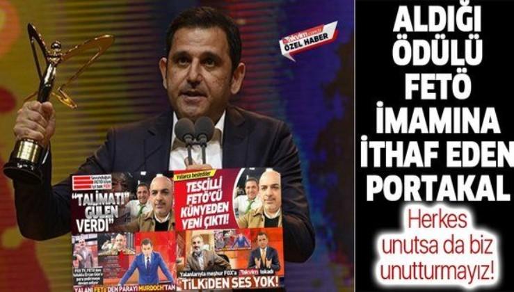 Fatih Portakal, FETÖ imamı ByLockçu Ercan Gün'e böyle destek oldu
