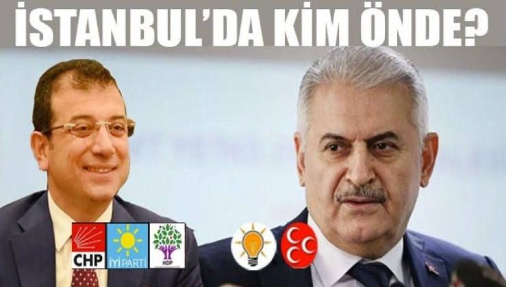 Flaş anket: İstanbul'da seçim yenilense kim kazanır?