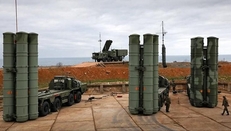 S-400'ler Doğu Akdeniz'e çevrilebilir