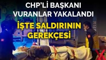 CHP'li başkanın vurulmasında yeni gelişme