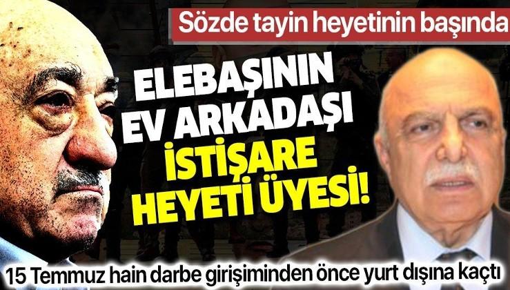 """FETÖ'nün """"karanlık kurul"""" üyeleri: FETÖ elebaşı Gülen'in ev arkadaşı sözde """"istişare heyeti"""" üyesi Suat Yıldırım"""