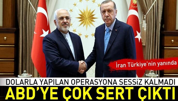 Son dakika: İran'dan ABD'ye Türkiye tepkisi: Utanç verici