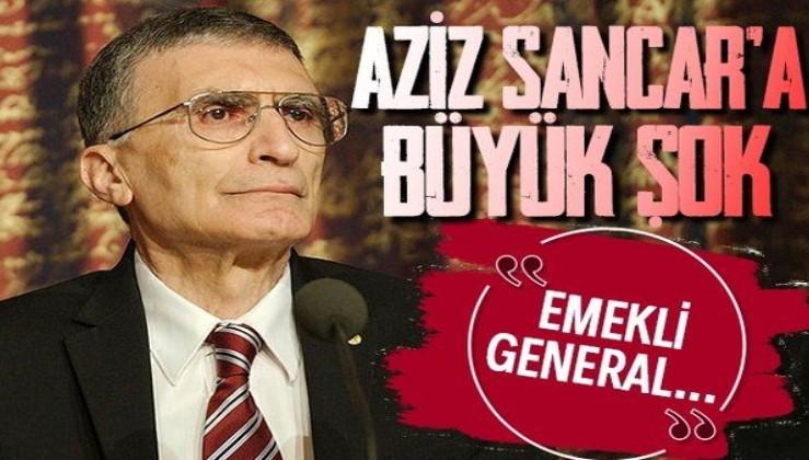 Aziz Sancar'a büyük şok! Emekli general ağabeyi dolandırıcıların kurbanı oldu!