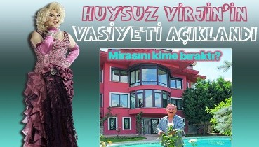 Seyfi Dursunoğlu'nun mirasını kimlere bıraktığı resmi olarak açıklandı! Huysuz Virjin evindeki yardımcısını da unutmadı