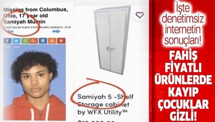 Wayfair firmasında çocuk ticareti skandalı! Pahalı ürünlerde kayıp çocukların ismi gizli