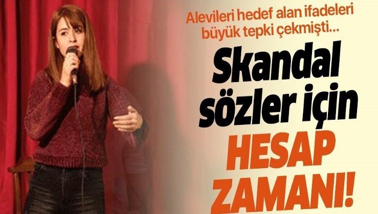Aleviler hakkında aşağılık ifadeler kullanan Pınar Fidan hakkında flaş gelişme!.