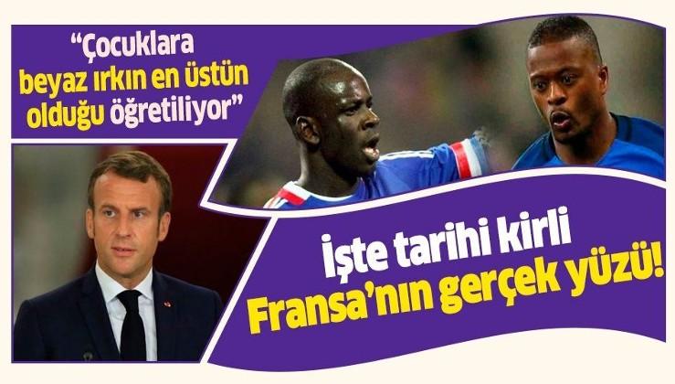 Fransa futbol milli takımının efsanevi oyuncusu Lillain Thuram'dan ülkesine 'ırkçılık' eleştirisi