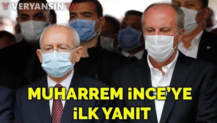 Kılıçdaroğlu'ndan Muharrem İnce ve 'yeni parti' açıklaması