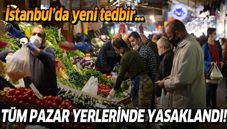 Son dakika: İstanbul Valisi Ali Yerlikaya duyurdu: Pazar yerlerinde sigara içilmesi yasaklandı