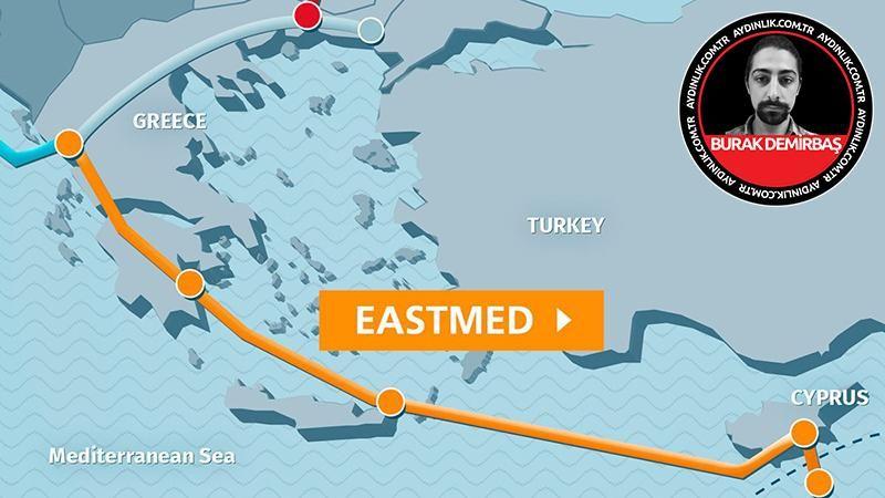 East-Med'in maliyeti boylarını aşar