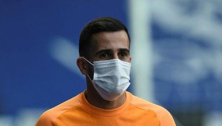 Elinde havai fişek patlayan Galatasaraylı Omar Elabdellaoui: Her geçen gün daha iyiye gidiyorum