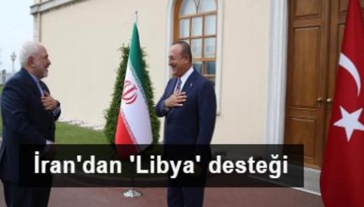 İran'dan Türkiye'ye 'Libya' desteği