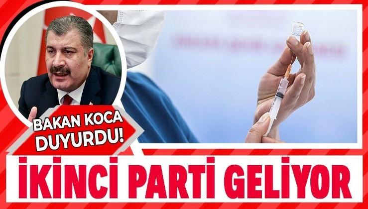 Son dakika: Sağlık Bakanı Fahrettin Koca'dan flaş koronavirüs aşısı açıklaması