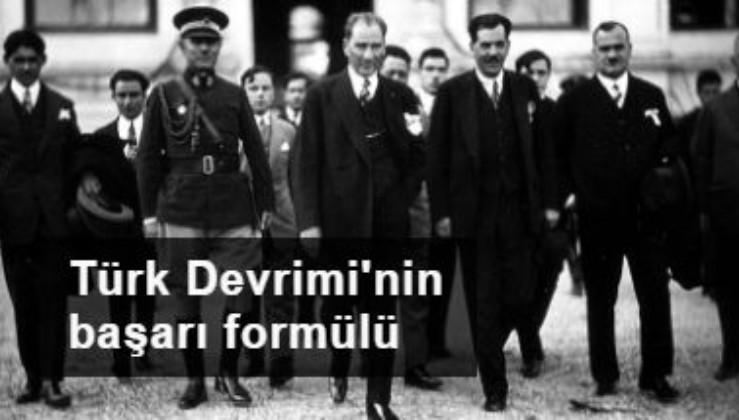 Türk Devrimi'nin başarı formülü: Örgüt ve iktidar inşası