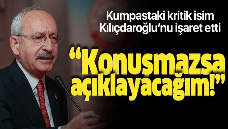 """""""Külliye'ye giden CHP'li"""" haberinin kaynağı Talat Atilla'dan Kılıçdaroğlu'na çağrı."""