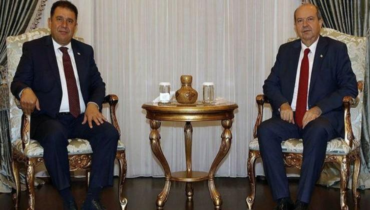 Kuzey Kıbrıs Türk Cumhuriyeti Cumhburbaşkanı Ersin Tatar, hükümet kurma görevini Ulusal Birlik Partisi Genel Başkan Vekili Ersan Saner'e verdi