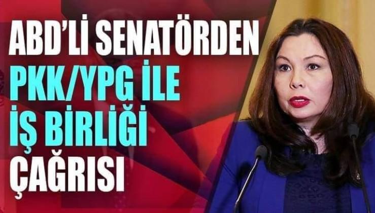 ABD'li senatörden PKK/YPG ile iş birliği çağrısı