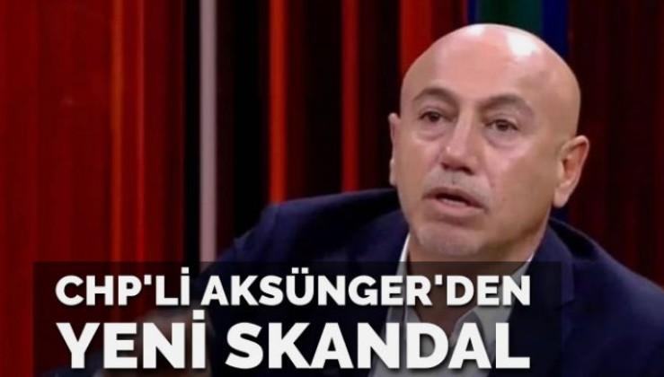 'PYD terör örgütü değil' diyen CHP'li Aksünger'den yeni skandal