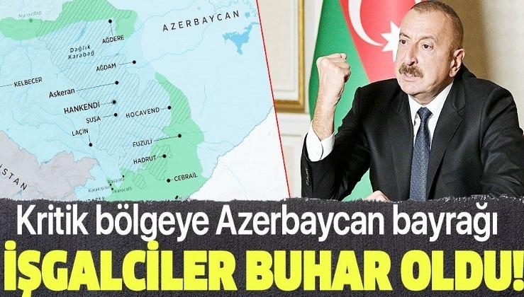 Son dakika: Azerbaycan ordusu 16 köyü daha Ermenistan'ın işgalinden kurtardı