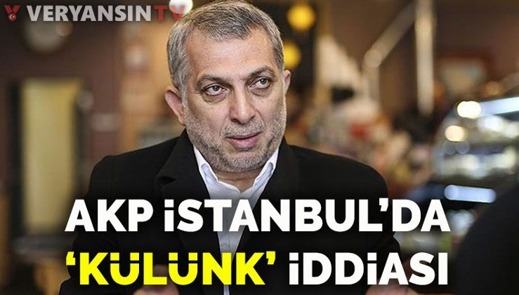 AKP'ye İstanbul'da Metin Külünk bombası