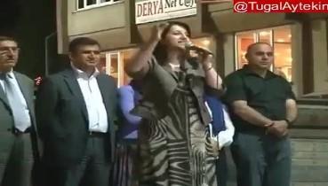 Ekrem İmamoğlu ve CHP Yönetimi Pervin Buldan'ın azılı bir PKK militanı olduğunu bilmiyor mu?