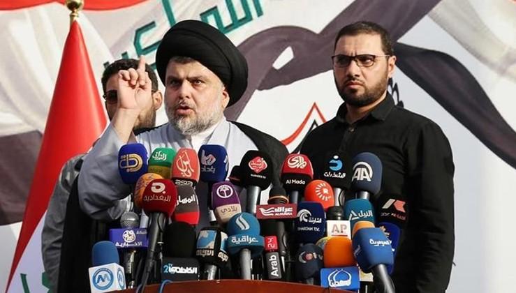 Sadr'dan 'ABD karşıtı milyonluk gösteri' çağrısı