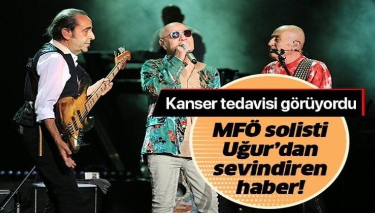 Son dakika: MFÖ solisti Özkan Uğur kanseri yendiğini açıkladı
